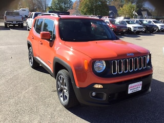 New Chrysler Dodge Jeep RAM for sale 2018 Jeep Renegade LATITUDE 4X4 Sport Utility in Wisconsin Rapids, WI