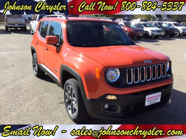 2018 Jeep Renegade LATITUDE 4X4 Sport Utility For Sale In Wisconsin Rapids, WI