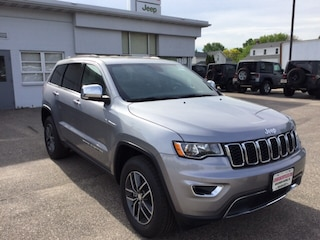 New Chrysler Dodge Jeep RAM for sale 2018 Jeep Grand Cherokee LIMITED 4X4 Sport Utility in Wisconsin Rapids, WI