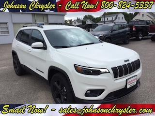 New Chrysler Dodge Jeep RAM for sale 2019 Jeep Cherokee ALTITUDE 4X4 Sport Utility in Wisconsin Rapids, WI