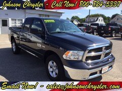 Used 2017 Ram 1500 Truck QUAD CAB For Sale In Wisconsin Rapids, WI