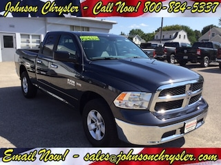 Used Vehicles for sale in 2017 Ram 1500 Truck QUAD CAB in Wisconsin Rapids, WI