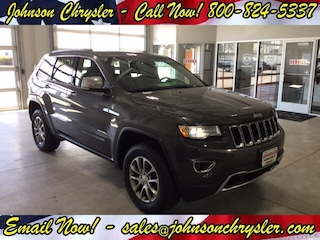 Used Vehicles for sale in 2016 Jeep Grand Cherokee Limited SUV in Wisconsin Rapids, WI