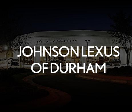 Johnson Lexus Raleigh >> Johnson Lexus New Dealership In Raleigh Nc