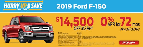 Temple New 2017-2018 Ford & Used Car Dealer | Johnson