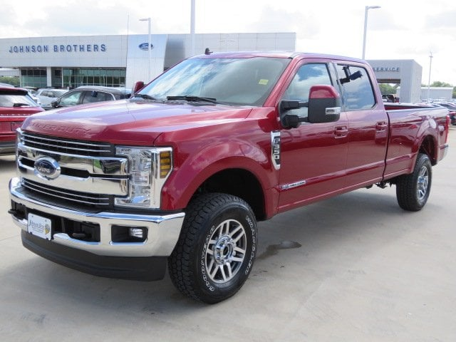 2019 Ford F350 Super Duty LARIAT SUPERCREW