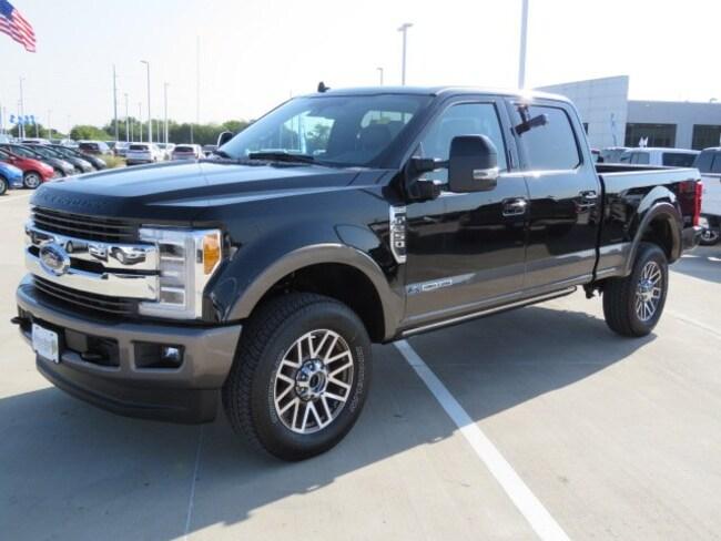 new ford f250 4x4 diesel