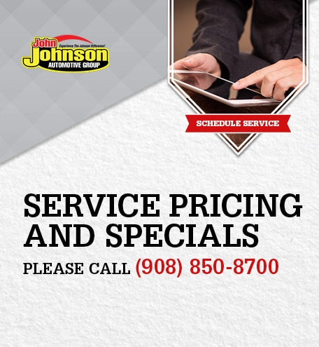 Service Pricing and Specials