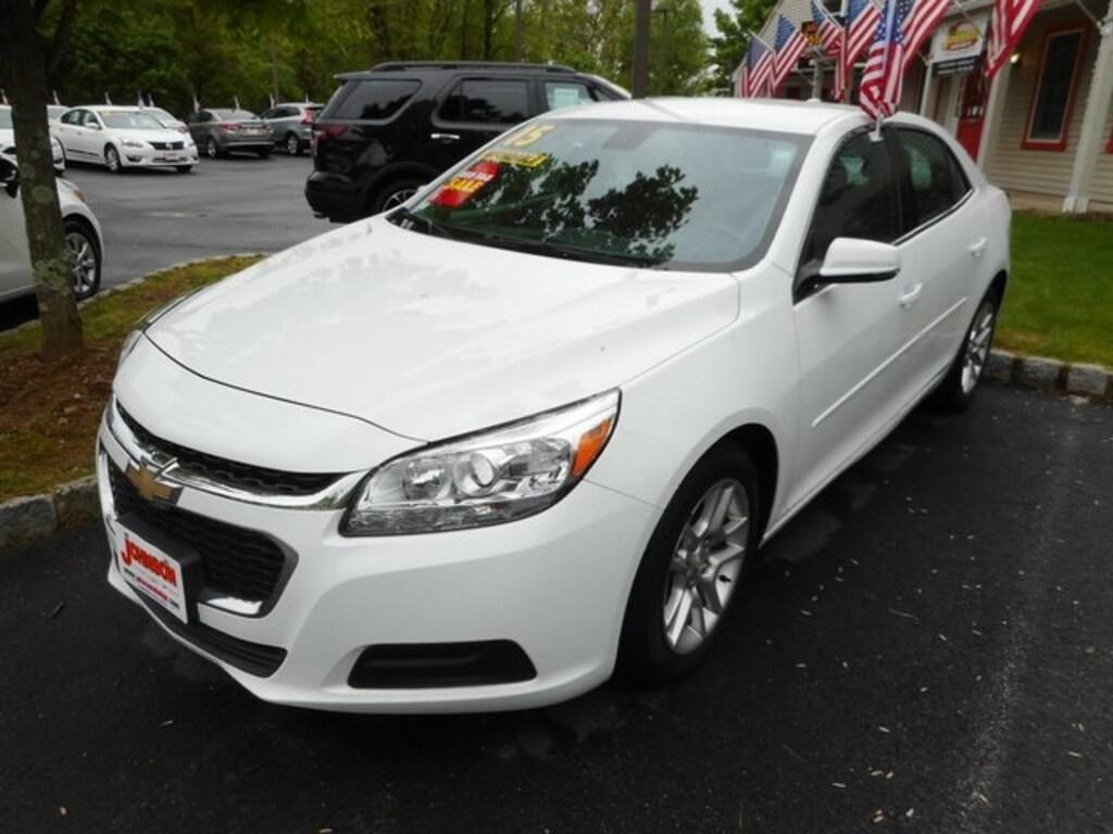 Used 2015 Chevrolet Malibu LT For Sale | Budd Lake NJ