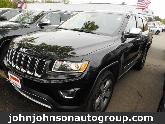 2016 Jeep Grand Cherokee Limited SUV