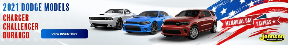 2021 Dodge Models