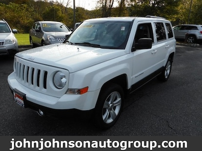 Used 2014 Jeep Patriot Limited For Sale | Budd Lake NJ