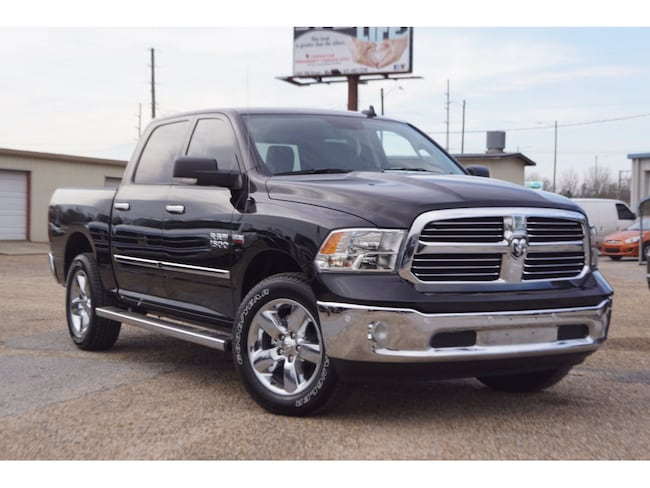 New 2018 Ram 1500 BIG HORN CREW CAB 4X4 5'7 BOX Crew Cab Meridian MS
