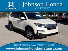 2019 Honda Pilot EX-L w/Navigation and Rear Entertainment System SUV