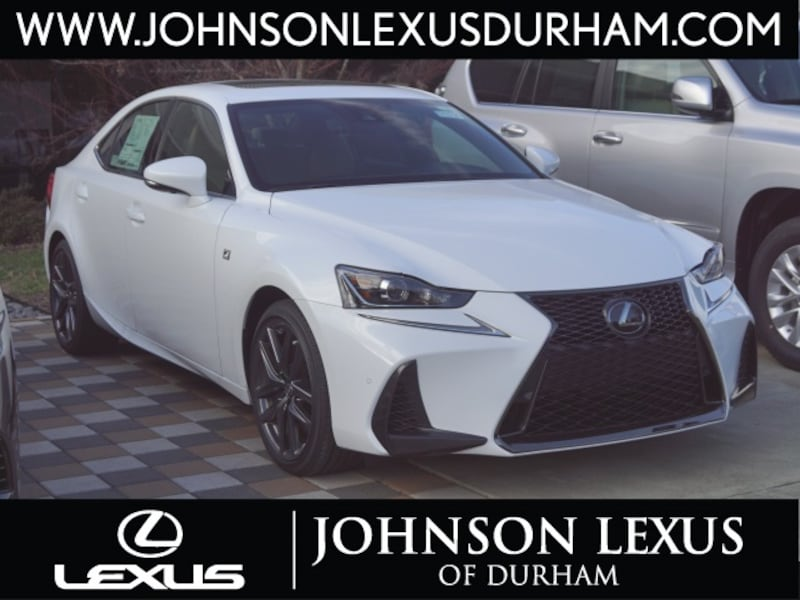 2018 LEXUS IS 300 Sedan