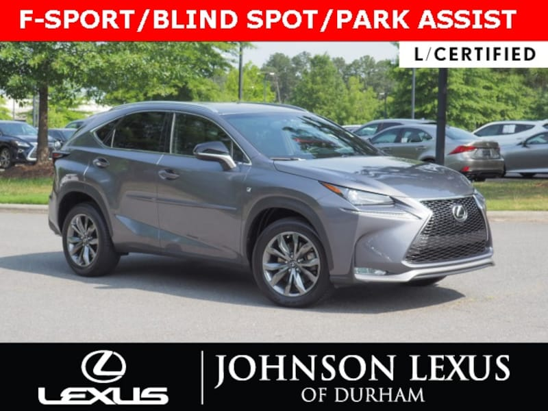 Used 2017 LEXUS NX 200t For Sale at Johnson Lexus Of Durham