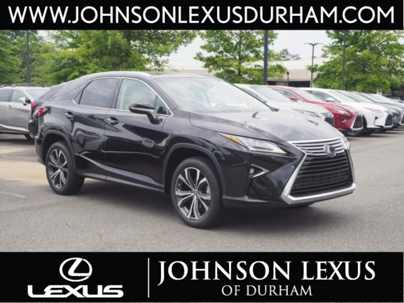 Johnson Lexus Raleigh >> New 2019 Lexus Rx 350 For Sale At Johnson Lexus Of Raleigh