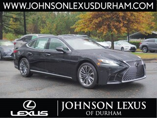 2019 LEXUS LS 500 Base Sedan