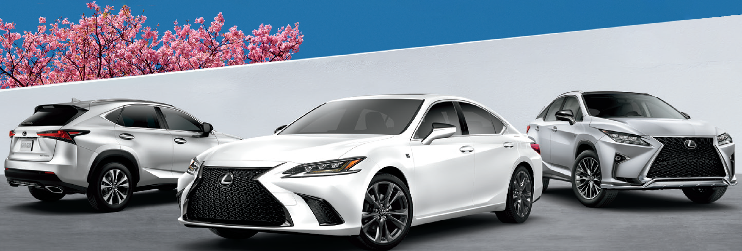 Lexus New Vehicles & L/Certified For Sale in Cary ...