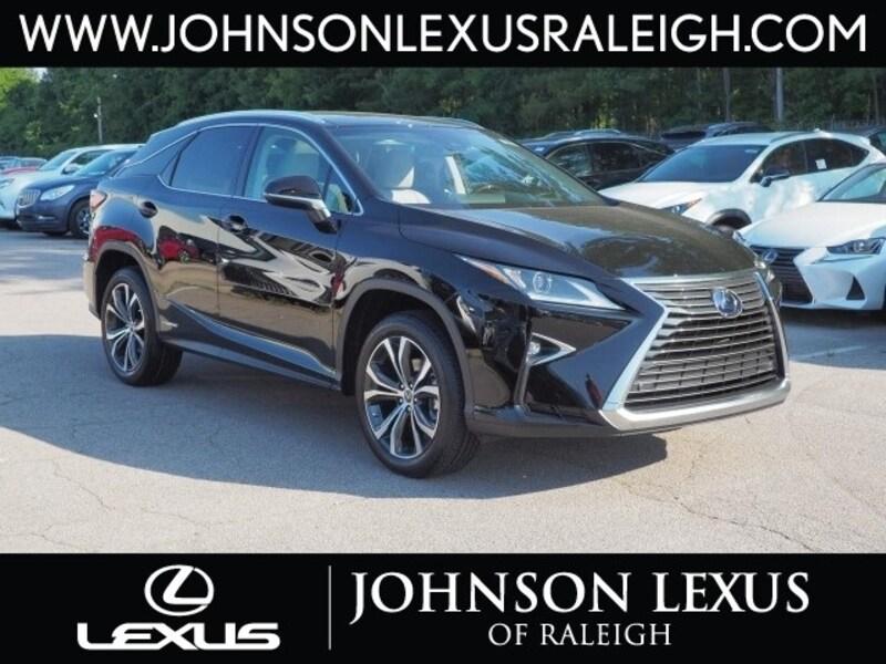 Johnson Lexus Raleigh >> New 2019 Lexus Rx 450h For Sale At Johnson Lexus Of Raleigh