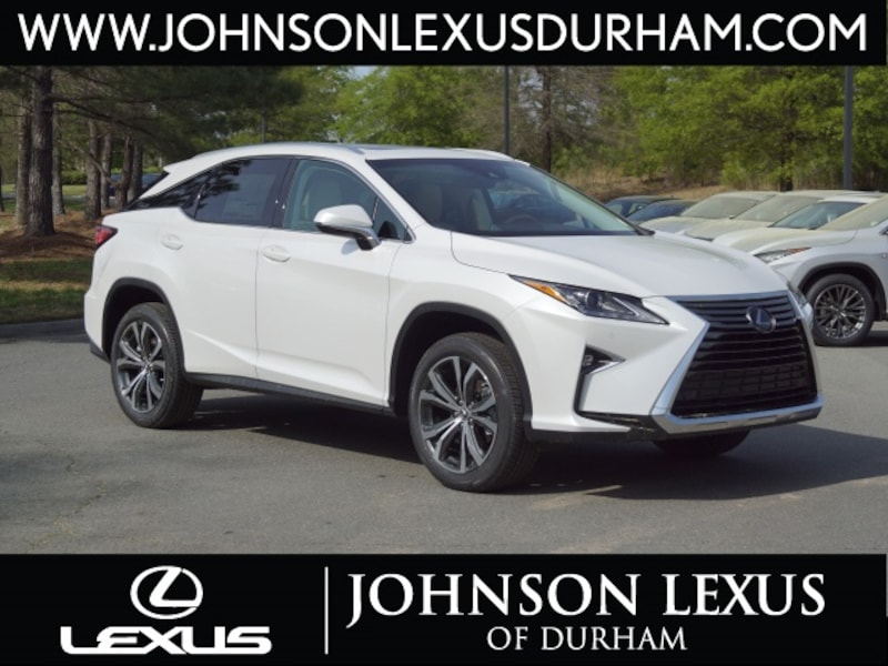 Lexus Rx 350 >> New 2019 Lexus Rx 350 For Sale At Johnson Lexus Of Raleigh Vin