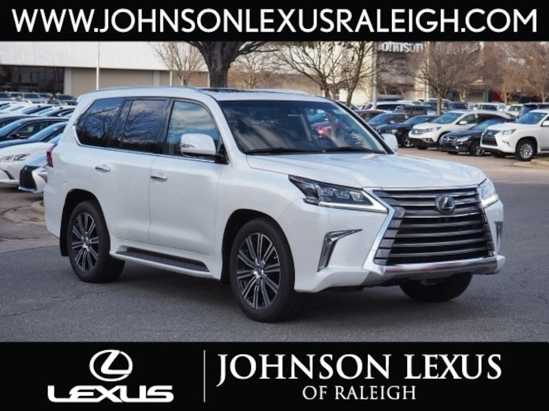 New 2019 Lexus Lx 570 Three Row For Sale At Johnson Lexus Of Raleigh