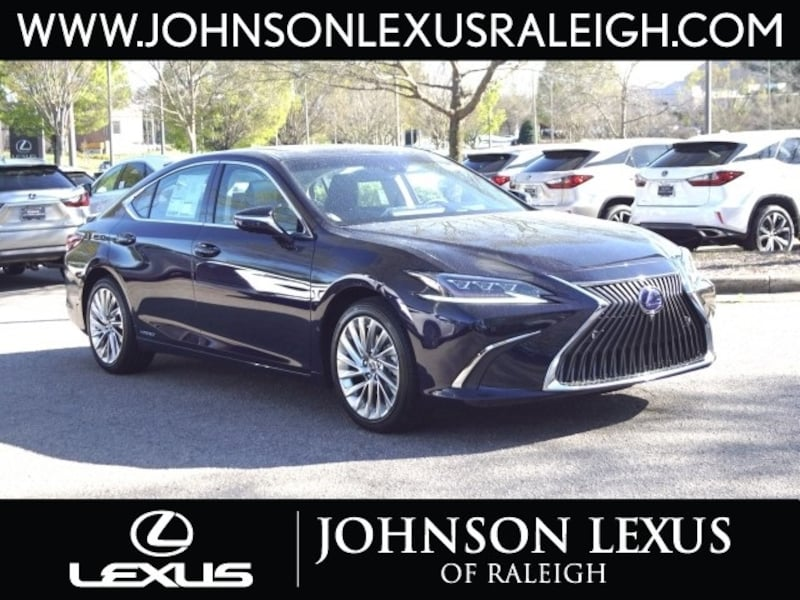 2019 LEXUS ES 300h Ultra Luxury Sedan