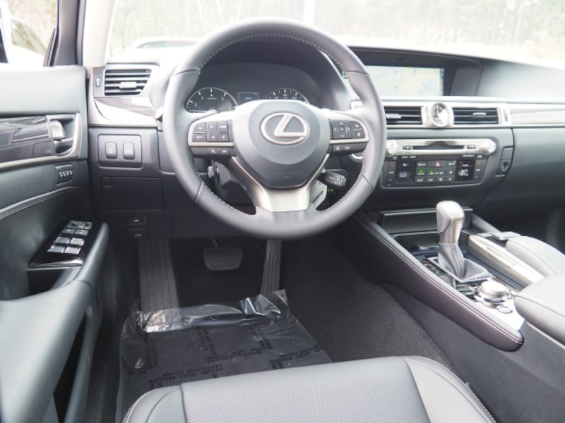 New 2019 LEXUS GS 350 For Sale at Johnson Lexus of Raleigh ...