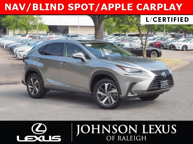 Used 2019 LEXUS NX 300h For Sale   Raleigh NC