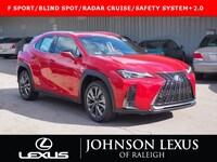 2019 Lexus UX 200 SUV