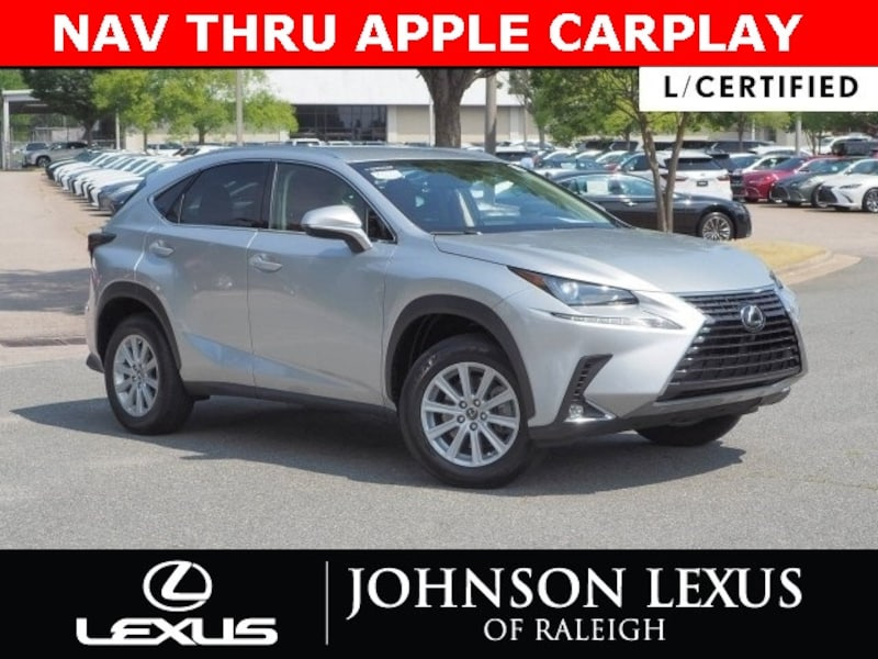 Used 2018 LEXUS NX 300 For Sale at Johnson Lexus of Raleigh | VIN