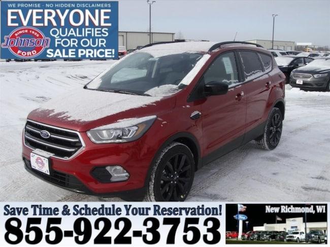 Johnson Ford New Richmond >> New 2019 Ford Escape For Sale At Johnson Motors Vin