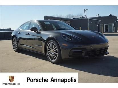 New 2019 Porsche Panamera For Sale at Porsche Annapolis | VIN