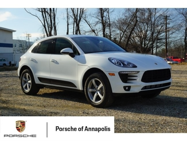 new 2018 porsche macan for sale   annapolis md