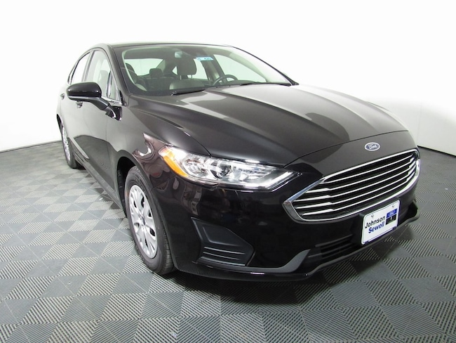 New 2019 Ford Fusion S Sedan For Sale/Lease Marble Falls, TX