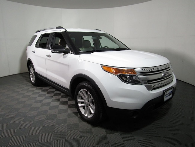 Used 2013 Ford Explorer XLT SUV For Sale Marble Falls, TX