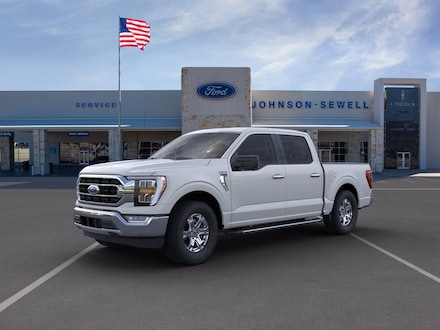 New 2021 Ford F-150 XLT Truck SuperCrew Cab for sale in Marble Falls, TX