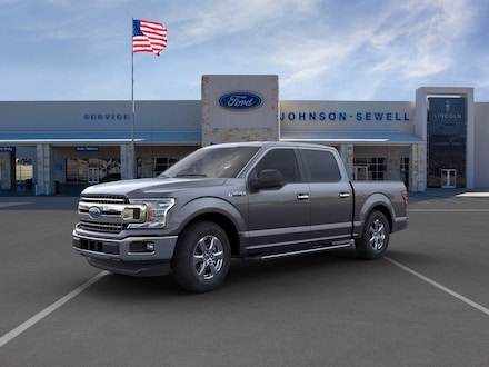 New 2020 Ford F-150 XLT Truck SuperCrew Cab for sale in Marble Falls, TX