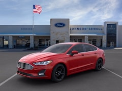 New 2020 Ford Fusion SE Sedan for sale in Marble Falls, TX