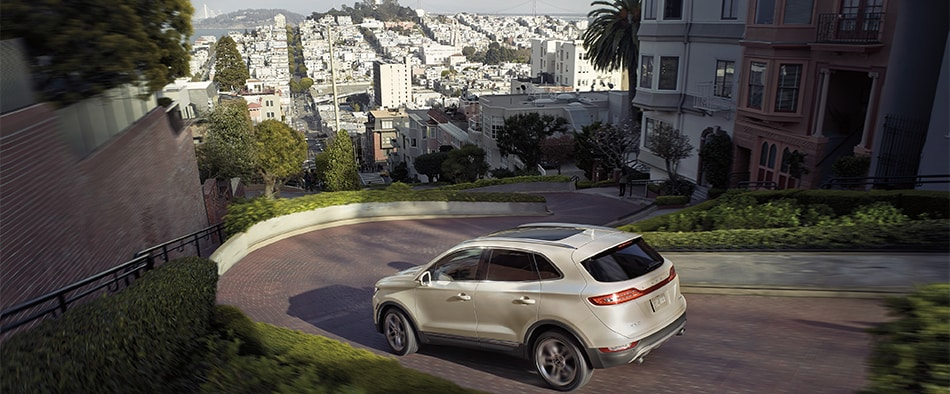 The 2018 Lincoln Mkc Johnson Sewell Lincoln