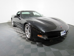 Used 2000 Chevrolet Corvette Base Coupe