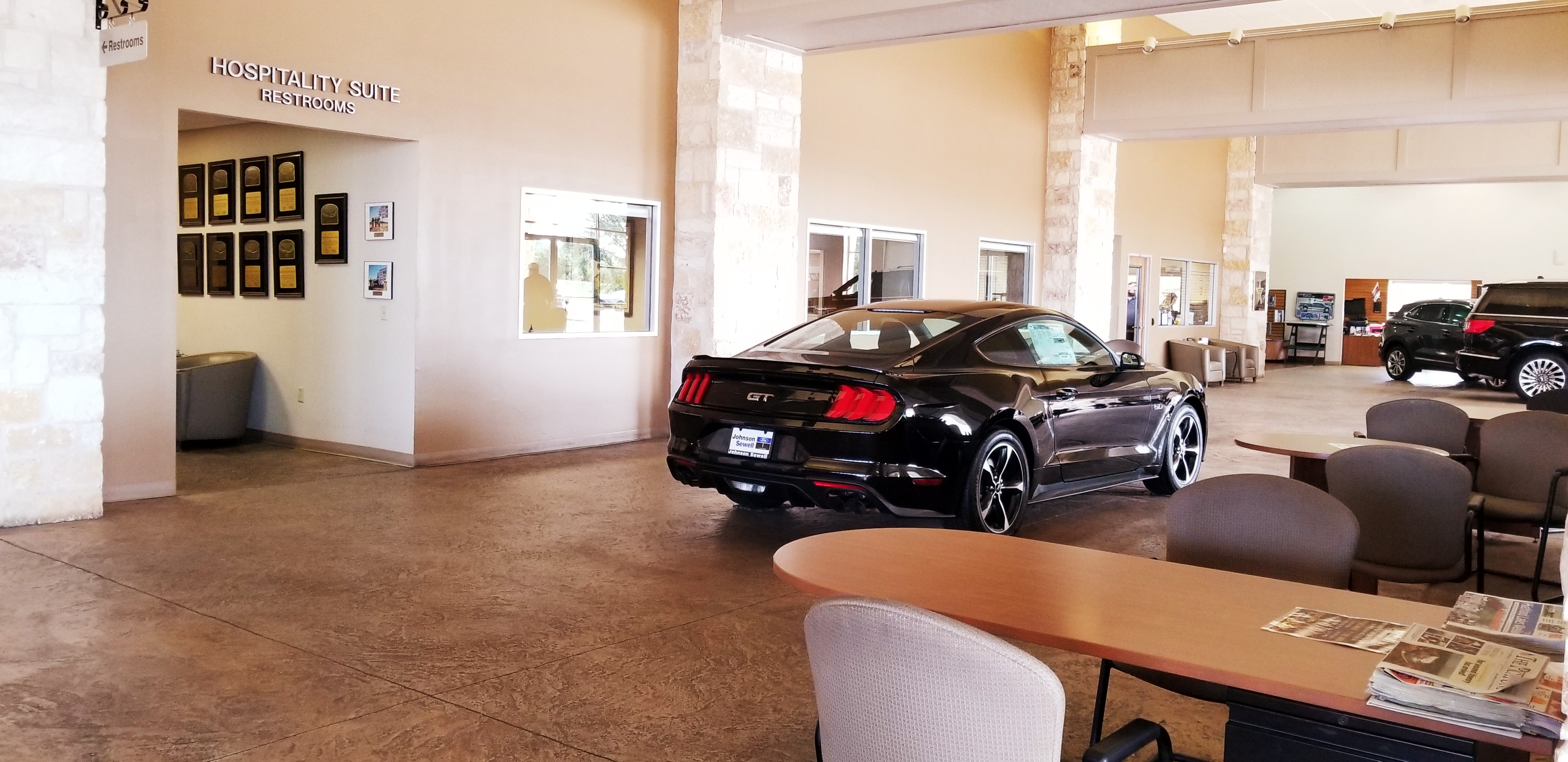 Marble Falls Lincoln Dealer About Johnson Sewell Lincoln