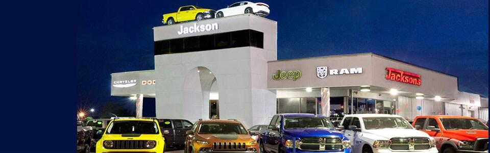 car dealership enid ok jacksons of enid. Black Bedroom Furniture Sets. Home Design Ideas