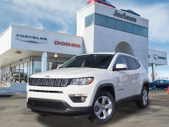 New Chrysler Dodge Jeep Ram 2018 Jeep Compass LATITUDE FWD Sport Utility for sale in Enid, OK