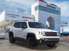 New Chrysler Dodge Jeep Ram 2018 Jeep Renegade UPLAND 4X4 Sport Utility for sale in Enid, OK