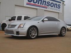 2012 Cadillac CTS-V Base Coupe