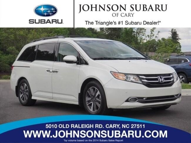 2014 Honda Odyssey Touring Elite Minivan/Van
