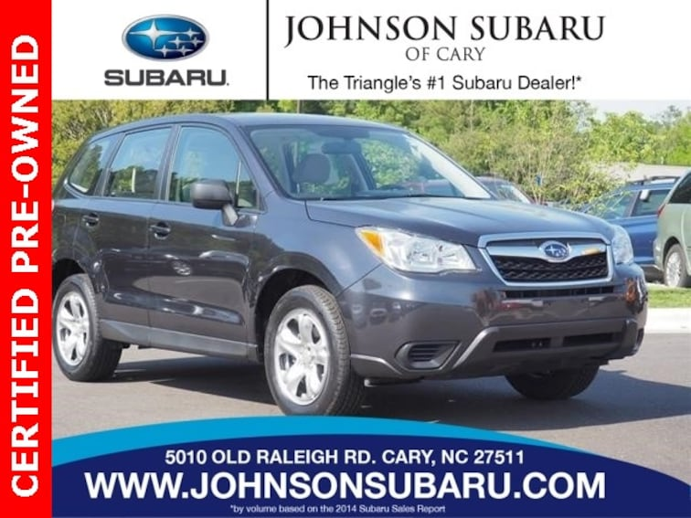 2016 Subaru Forester 2.5i SUV in Cary, NC