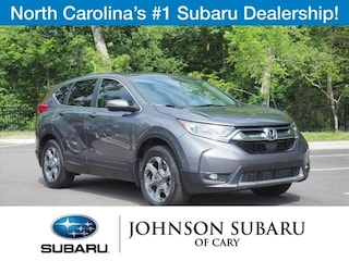 Used 2017 Honda CR-V EX SUV in Cary, NC near Raleigh