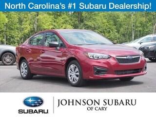 New 2019 Subaru Impreza 2.0i Sedan near Raleigh, NC